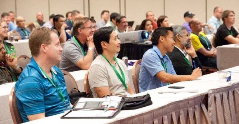 SQL Server Conference attendees