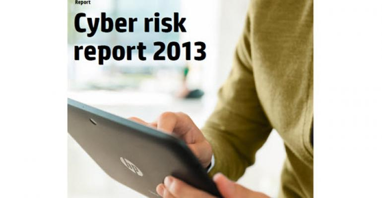 HP Releases 2013 Cyber Risk Report, Mobile Leads in Failure