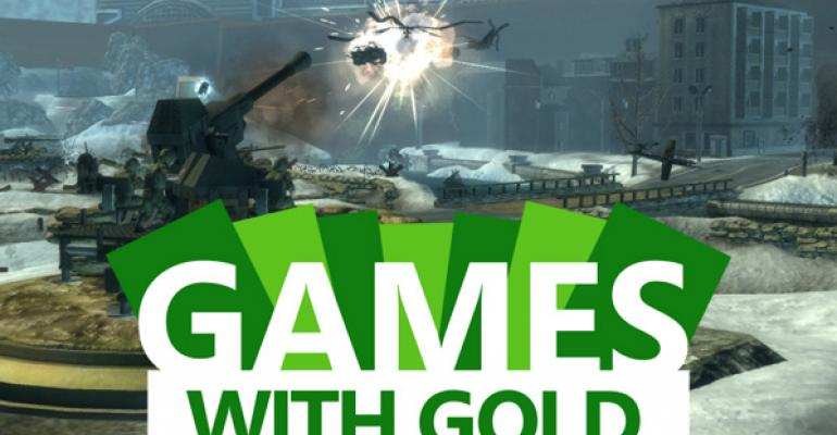 Games with Gold: February 2014