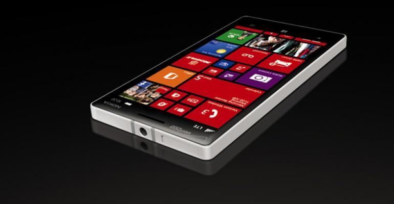 Nokia Lumia Icon Preview
