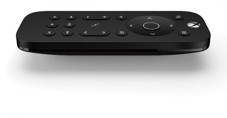 Xbox One Media Remote Preview