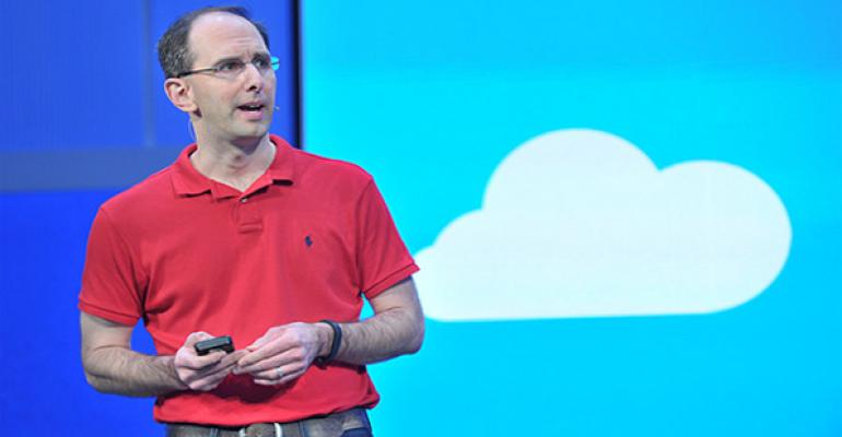 Scott Guthrie Takes Over at Microsoft's Cloud and Enterprise Group