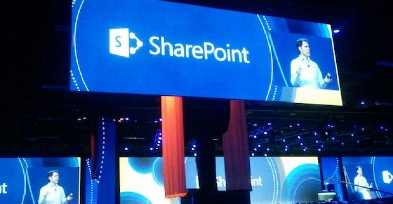 SharePoint Conference 2014: 5 Trends to Track