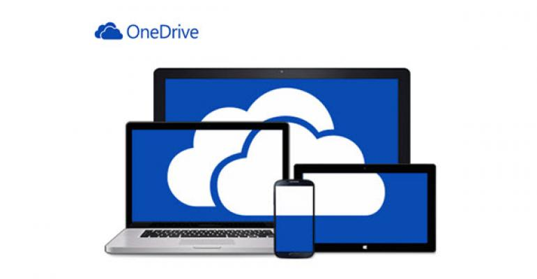 OneDrive Replaces SkyDrive Overnight, Adds Nominal New Features