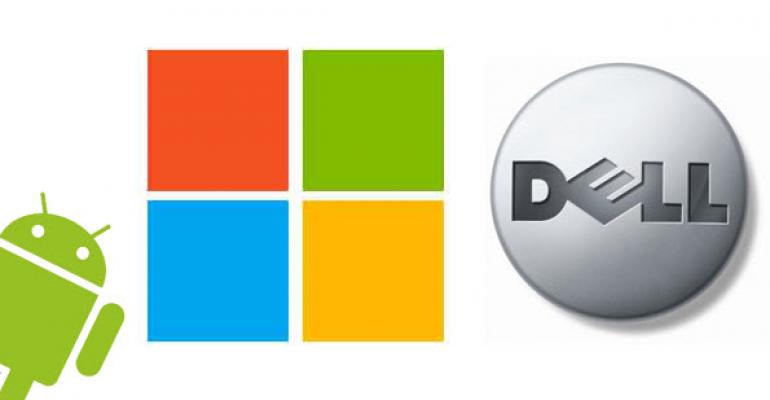 Microsoft/Dell Patent Licensing Agreement Includes Android, Chrome OS, and Xbox