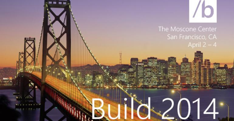 What I Expect (and Hope) to See at Build 2014