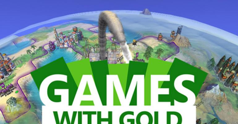 Games with Gold: March 2014