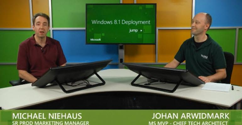 Learning to Deploy Windows 8.1 the Right Way