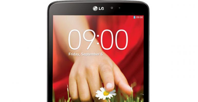 LG G Pad 8.3, Take 2