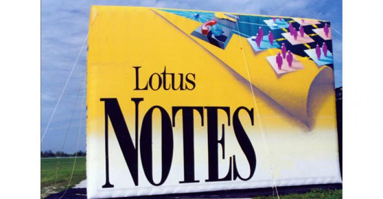Dell and Office 365 Make Now the Perfect Time to Rid Your Company of Lotus Notes