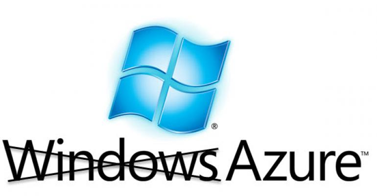 Microsoft Distancing Itself from Windows with Azure Rebranding?