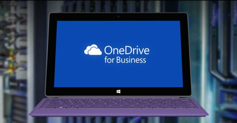 OneDrive for Business Detached from Office 365 and SharePoint Online