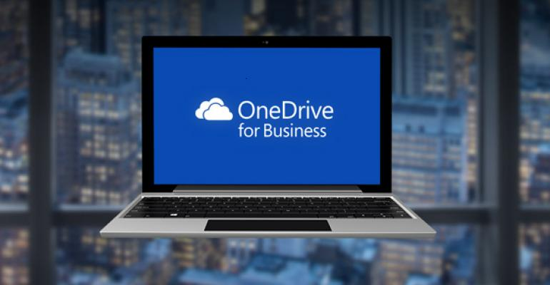 OneDrive for Business Gets Standalone Service, Other Improvements