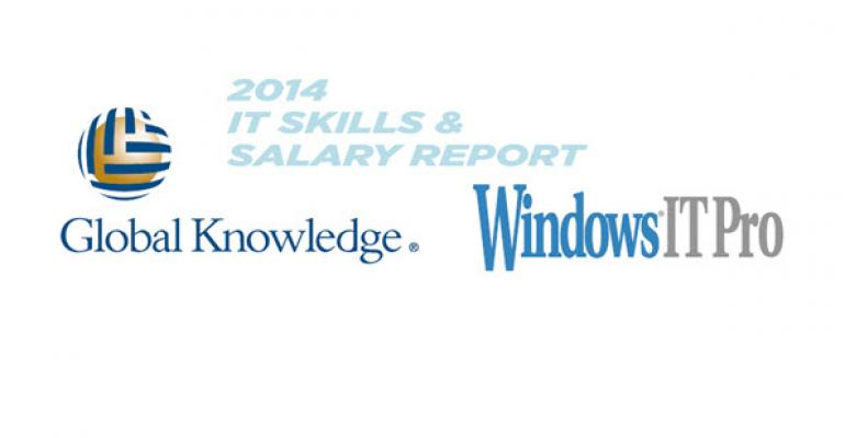 2014 IT Skills and Salary Report