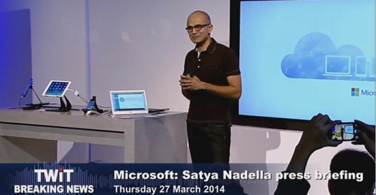 TWiT Live Specials 193: Microsoft Office for iPad Keynote