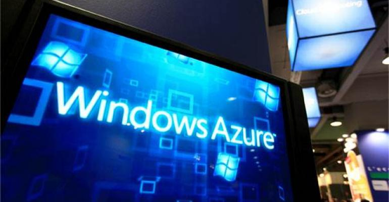 Using Windows Azure for Data Protection