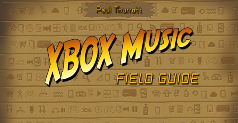 Introducing Xbox Music Field Guide