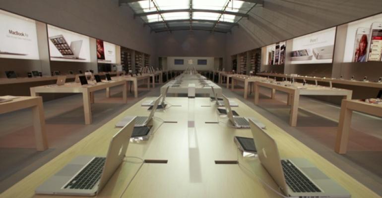 Apple Earnings: iPhone Sales Up, iPad Sales Down