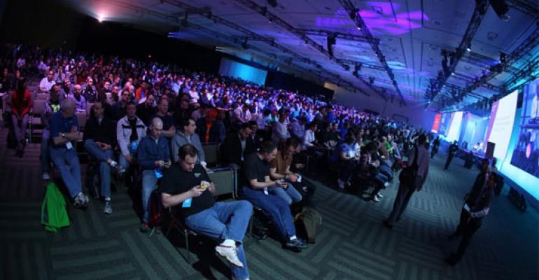 Microsoft Build 2014 attendees