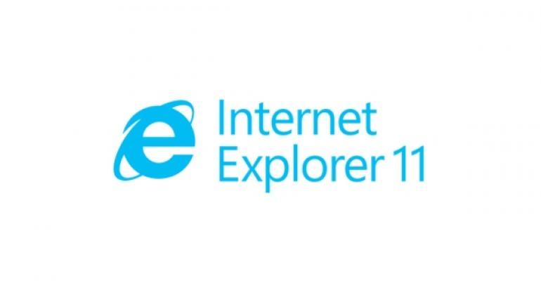 Internet Explorer 11 logo