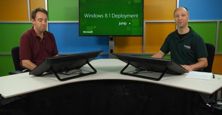 Windows 8.1 Deployment Labs Now Available on Microsoft Virtual Academy