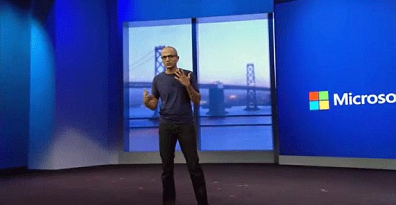 Microsoft Earns Less, But Beats Expectations