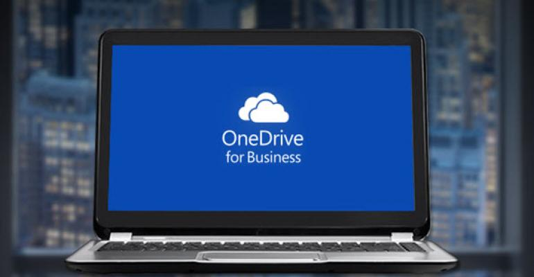 As Promised, OneDrive for Business Now a Stand-alone SKU