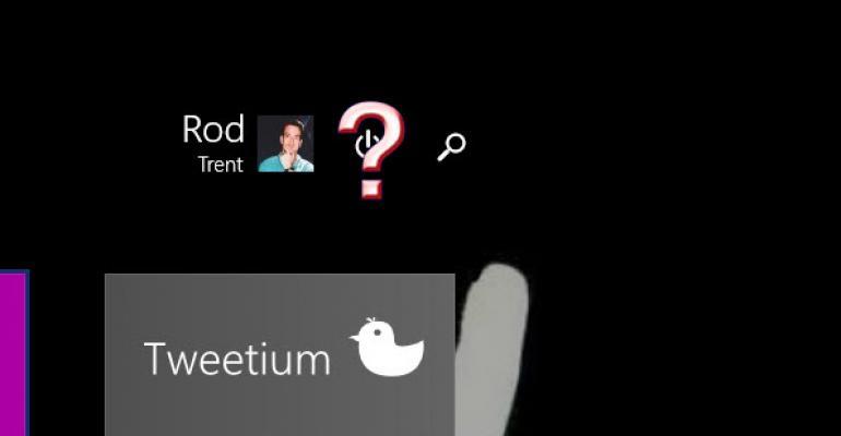 FAQ: Where's my Windows 8.1 Update 1 Power Icon?