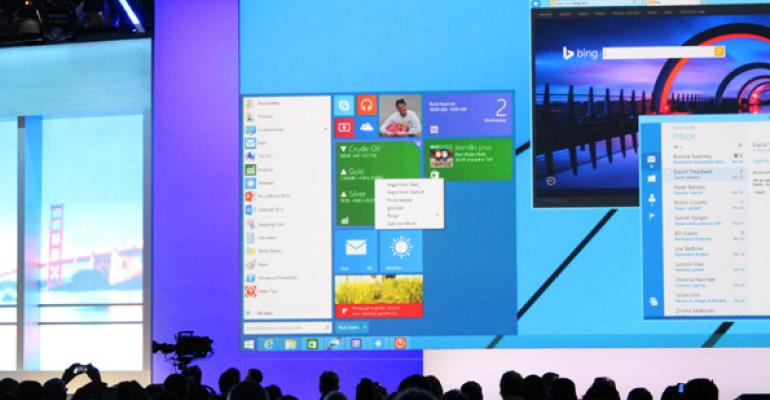 Threshold Revealed: Microsoft Talks the Future of Windows