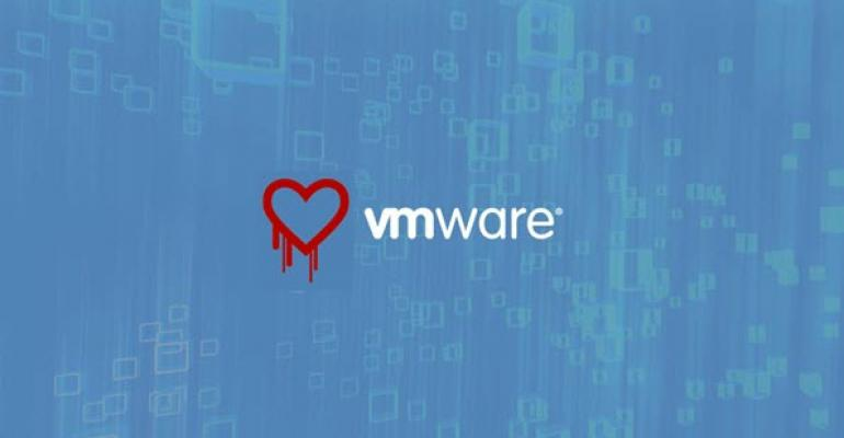 Heartbleed Patches Pending for 25 VMware Products