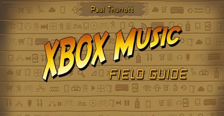 Xbox Music Field Guide 0.6