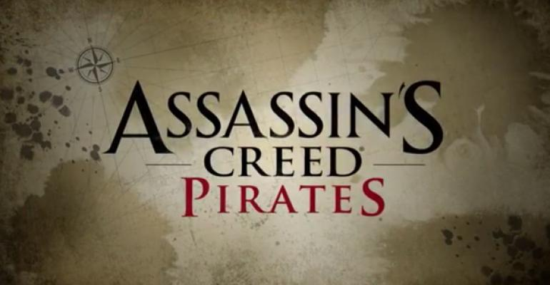 """Microsoft and Ubisoft Bring """"Assassin's Creed"""" Game to the Web"""