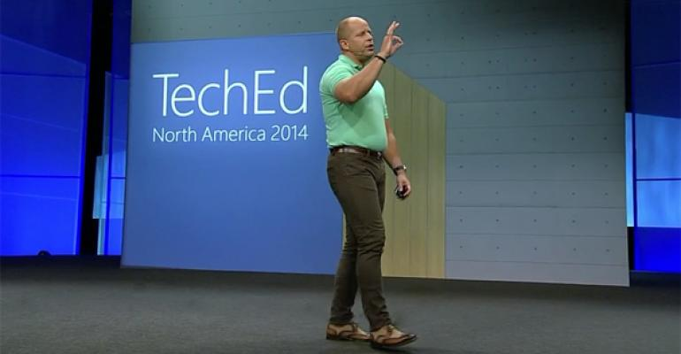 TechEd 2014: Microsoft Pushes Its Public Cloud