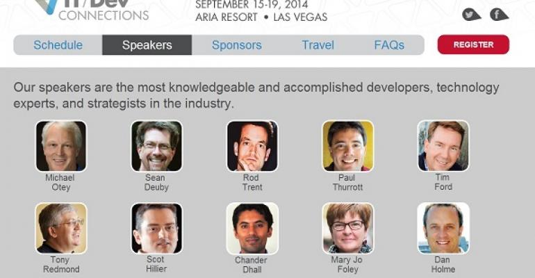 Strong speaker line-up for Exchange Connections 2014