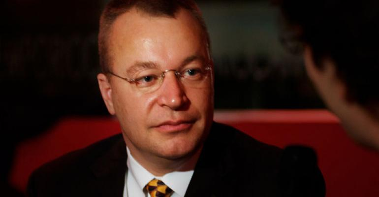 Stephen Elop's Pay Day Swells to $33 Million