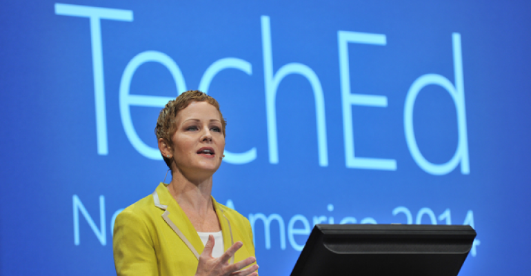 Julia White on Office 365, SharePoint, and Yammer Collaboration
