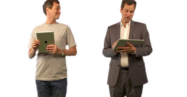 Yahoo'er David Pogue Uses a Split Personality to Blast the iPad and Promote the Surface Pro 3