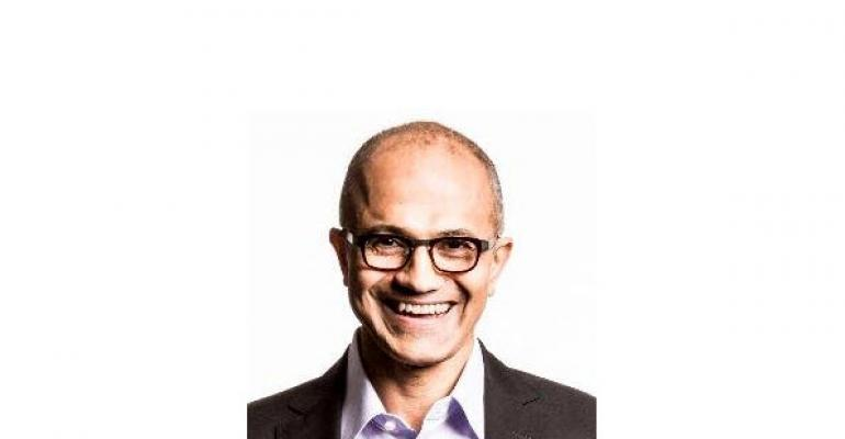 Satya Nadella Takes to Twitter to Define the Principles of His Vision for Microsoft
