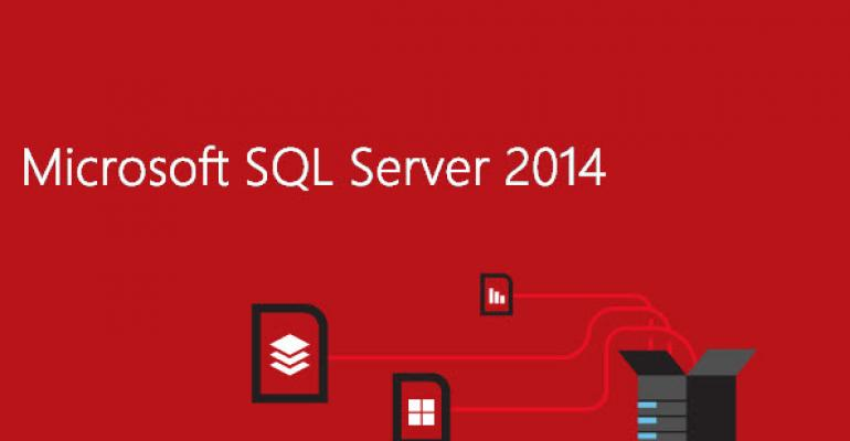 SQL Server 2014 Specific Management Pack Released for System Center