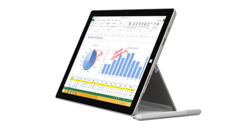 Surface Pro 3: Specs and Pricing