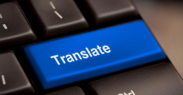 Not to be Outdone, SpeechTrans to Demonstrate Google Glass Translator in June at HP Discover