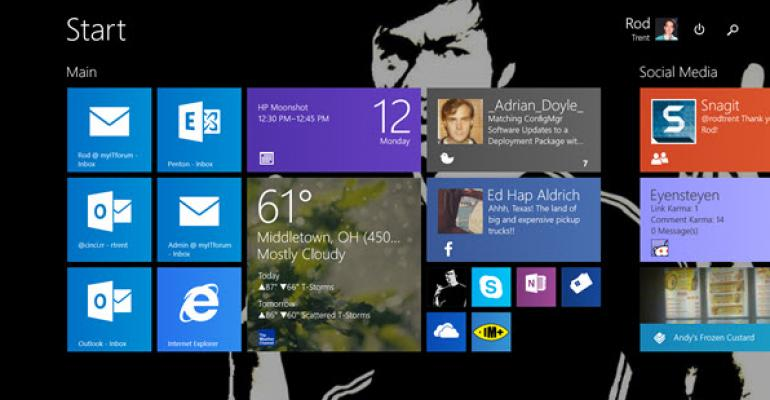 Microsoft Extends Windows 8.1 Update 1 Deadline for Consumers