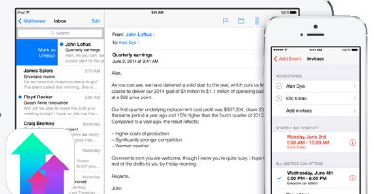Apple Highlights iOS 8 Enterprise Features