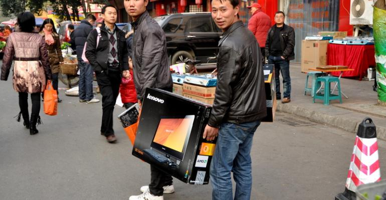 Windows 8, Now Microsoft Office Banned by China