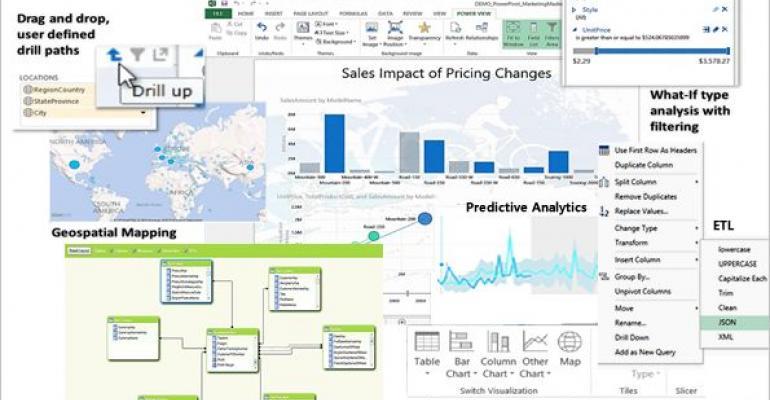Is Excel the Next Killer BI App?