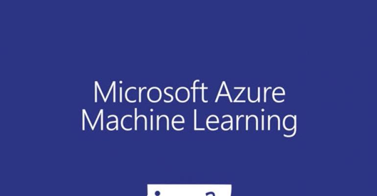 Microsoft Azure Machine Learning: Fixing Today's Problems Yesterday