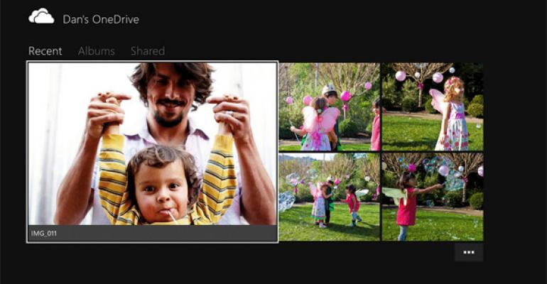 Microsoft Updates OneDrive with Better Photo Experiences