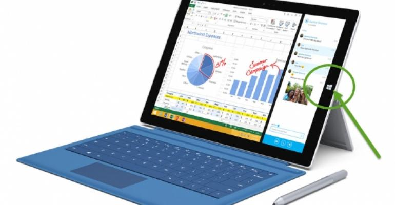 Surface Pro 3 Fixed Before Release?