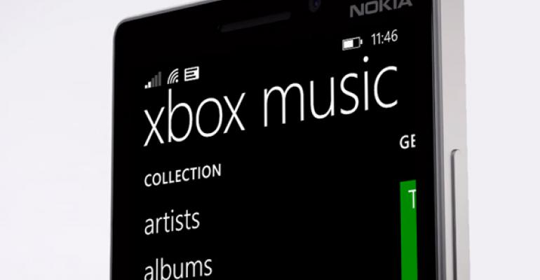 Xbox Music for Windows Phone 8.1 Updated for 4th Time