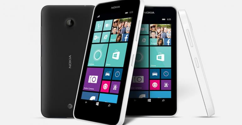 Lumia 635 Coming to T-Mobile This Month